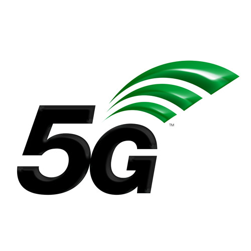 5th generation mobile network (5G) logo