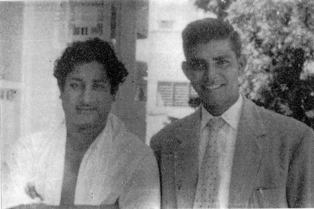 Soobiah and Sivaji Ganasen