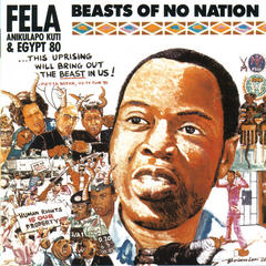 Beasts of No Nation album cover